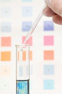 Test Water Hardness PH